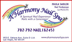 Welcome to A Harmony Nail Spa!